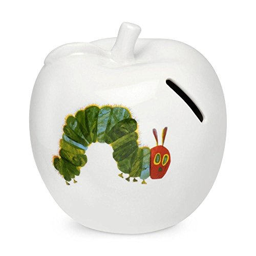 port-meirion-very-hungry-caterpillar-money-box-3d-apple-pack-of-4