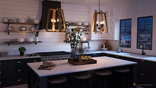 Luxury Farmhouse Chandelier