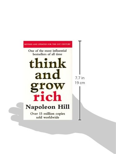 Think And Grow Rich Amazon Napoleon Hill 9780091900212 Books