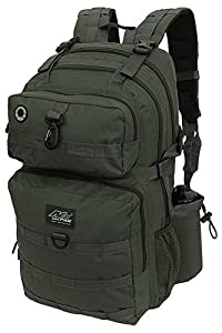 "Mens Large 21"" Military Style Tactical Gear Molle Hydration Ready Backpack Bags"