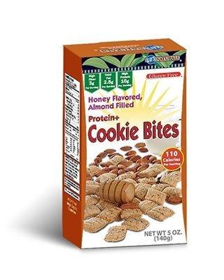 (Kays Naturals Cookie Bites - Honey Almond - Case of 6 - 5)