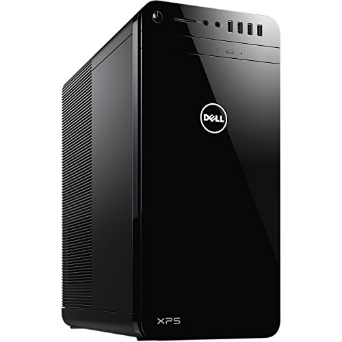 Dell XPS 8920 Tower Desktop, Intel Quad-Core i7-7700 Upto 4.2GHz, 16GB DDR4, Intel 180GB SSD Plus 1TB HDD, NVIDIA GeForce GT 730, DVD-RW, Wifi, Bluetooth, Dual Monitor Capable, Windows 10 Pro