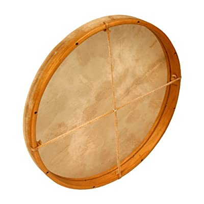 """Frame Drum, 22"""", Interior Tuning from Mid-East"""