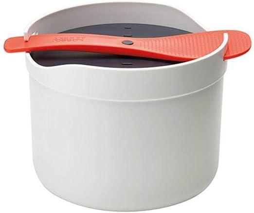 WLPZML Cocina de arroz Partículas de Olla arrocera de microondas ...