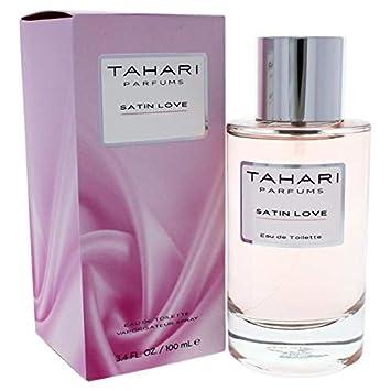Amazoncom Satin Love For Women Edt Spray 34 Ounce Beauty