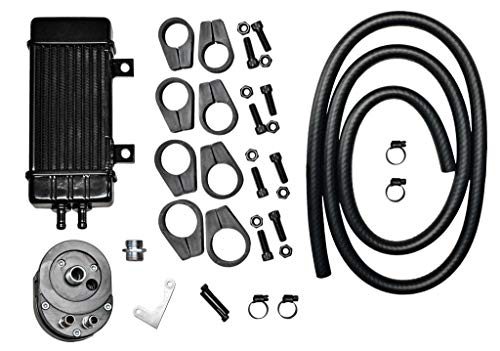 - Jagg Vertical Frame-Mount Oil Cooler Kit 750-2000