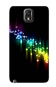Top Quality Case Cover For Galaxy Note 3 Case With Nice Colorful Dots Appearance