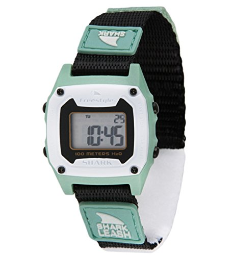 Freestyle Unisex 10025471 Shark Classic Mini Digital Display Japanese Quartz Black Watch - Classic Surf Collection