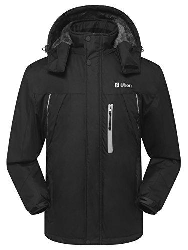 Mens Snowboard Ski Jacket - 3