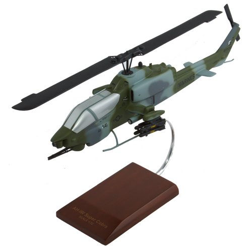 Mastercraft Collection AH-1W Super Cobra Model Scale: 1/32 (Super Scale Wood)