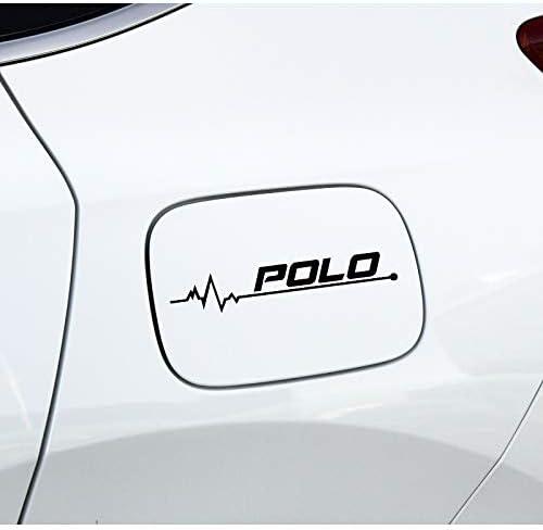 FSXTLLL Auto Adesivi Decorativi per Gonna Adesivi per Volkswagen VW Polo CARAVELLE Crafter