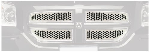 Putco 84334 Punch Mirror Stainless Steel Grille