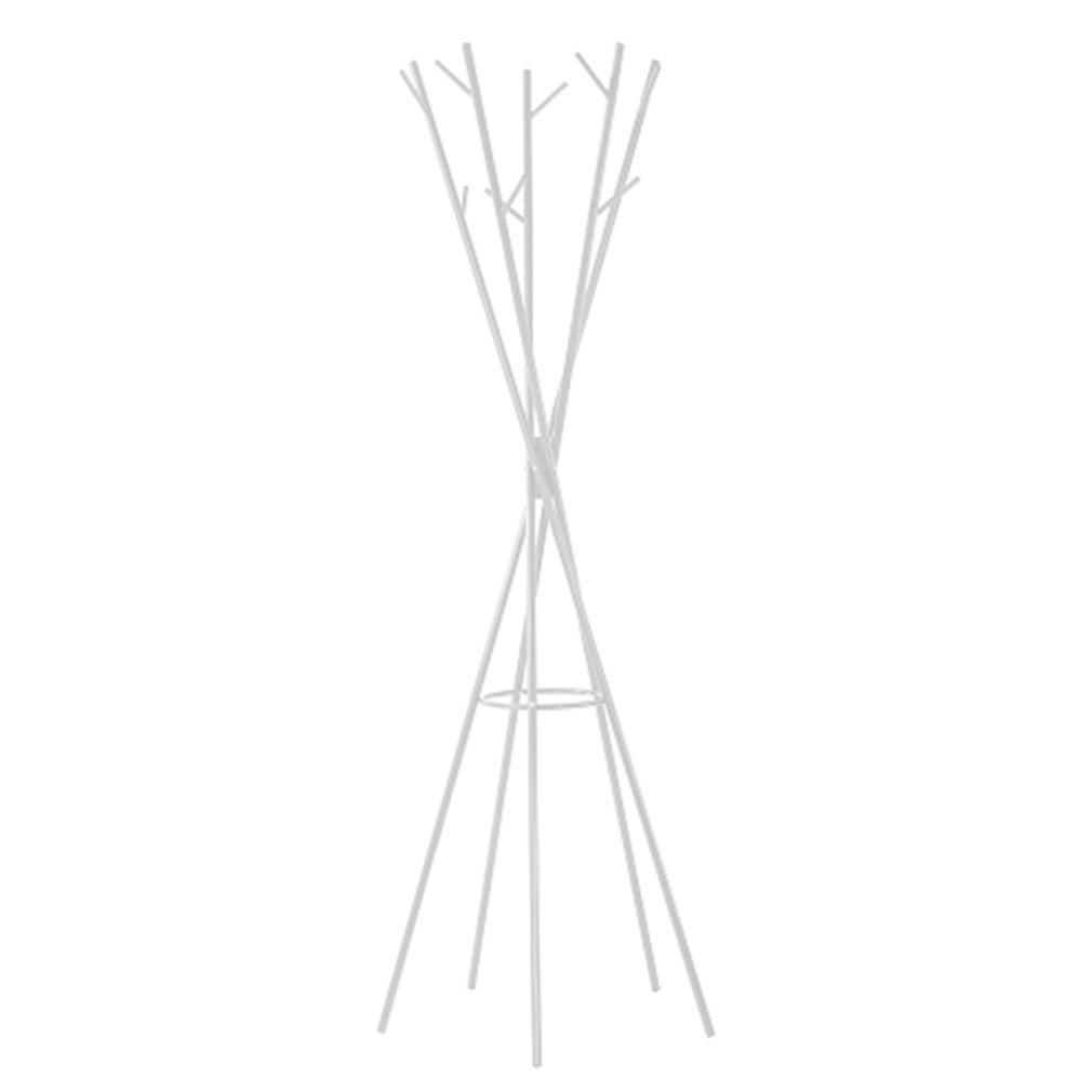 Cribel Air Appendiabiti, Metallo, Laccato Bianco, 58x58x168 cm 8054633415115 8054633415115_BIANCO