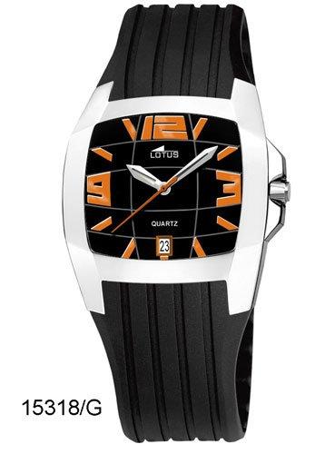 LOTUS SHINY 15318/G RELOJ HOMBRE NUEVO GARANTÍA 2 AÑOS: Amazon.es: Relojes