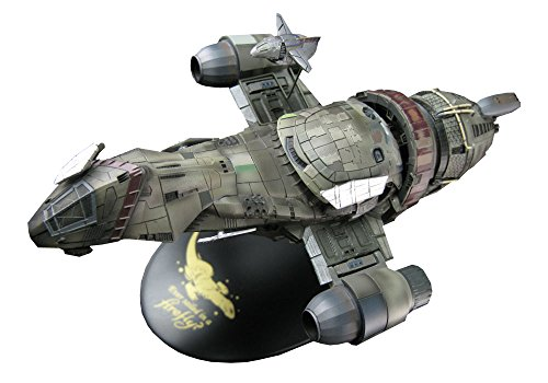 QMx Serenity - Little Damn Heroes Maquette 6 (Serenity Firefly Kit Model)