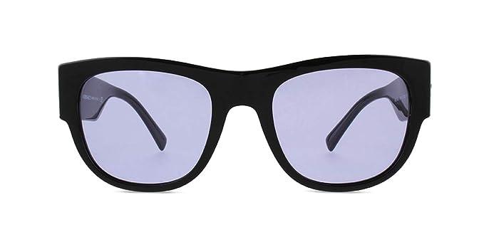 Amazon.com: Versace VE4359 GB1/1A-55 - Gafas de sol, marco ...