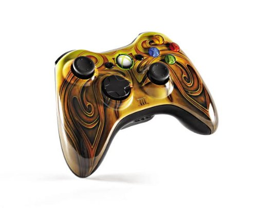Xbox 360 Branded Fable Controller Wireless