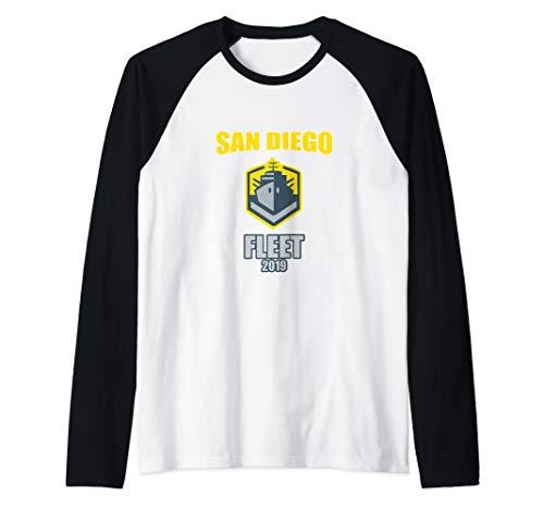 San Diego Football Fleet Shirt Vintage Logo