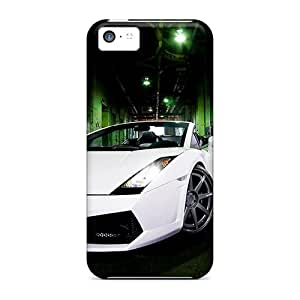 Cases Covers For Iphone 5c Strong Protect Cases - Lamborghini Gallardo Spyder Design