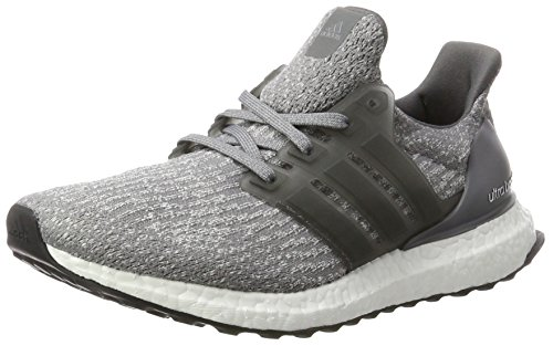 adidas Damen Ultraboost W Laufschuhe Grau (Grey Four /Grey Three )