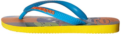 Pictures of Havaianas Kids Flip Flops Sandals, Inside Out, (Toddler/Little Kid) 5