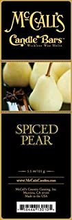 product image for McCall's Country Candles Candle Bar 5.5 oz. - Spiced Pear