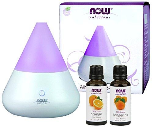 Foods Ultrasonic Diffuser Starter Oils