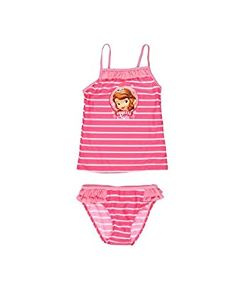 Princess Sofia Swimming Costume Enfantfille 6 Years Multi Coloured