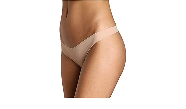 Commando Better Than Nothing Tiny Thong TT01 True Nude M L at Amazon  Women s Clothing store  Thong Underwear ef3c9b817