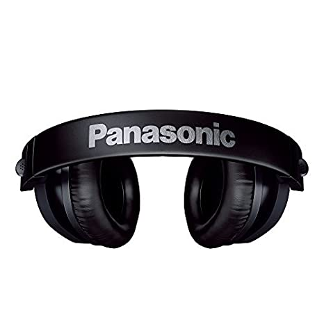 bb140a38af Panasonic Premium Noise Cancelling Over-the-Ear Stereo Headphones with  Mic Controller RP-HC800-K (Black)  Amazon.co.uk  Hi-Fi   Speakers