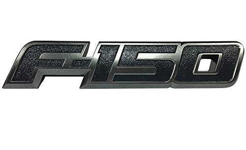 Max Wholesale 3d F 150 Nameplate Abs Car Truck Body Side Rear Tailgate Emblem Sticker For Ford Black