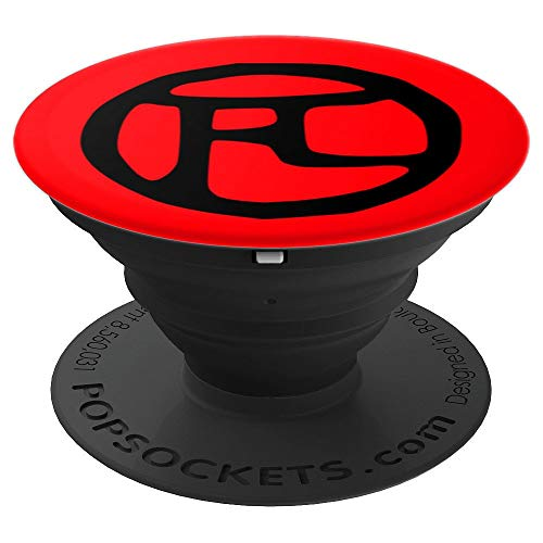 French Monogram - French Artist Toulouse-Lautrec Monogram Signature Autograph - PopSockets Grip and Stand for Phones and Tablets