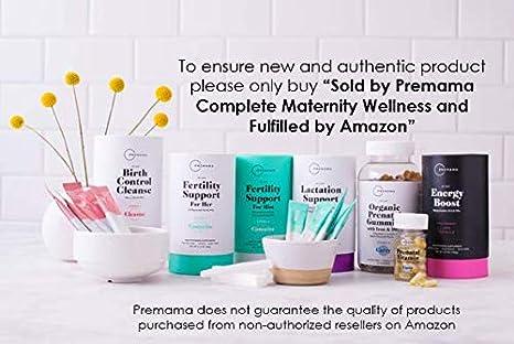 9313712a1 Amazon.com  Premama Fertility Supplement Blend for Women - Myo Inositol  Powder and D Chiro Inositol