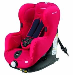 Bébé Confort 87623860 - Silla para coche Grupo 1 Iseos Isofix Intense Red (Dorel)