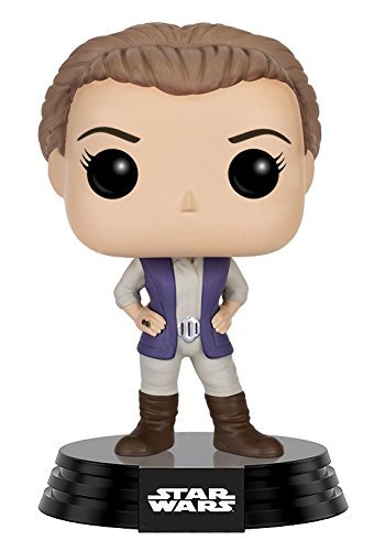Toy - POP - Vinyl Figure - Star Wars: The Force Awakens - General Leia