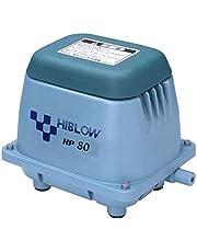HiBlow Luchtpomp HP-80 80l/min bij 1,3 m, uitgang 18 mm, 71 Watt