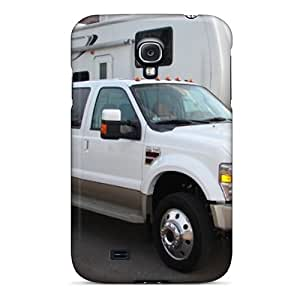 Archerapp48a8 Galaxy S4 Hybrid Tpu Cases Covers Silicon Bumper Ford Truck