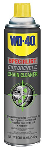 WD-40 Specialist Motorcycle Chain Cleaner 18 OZ