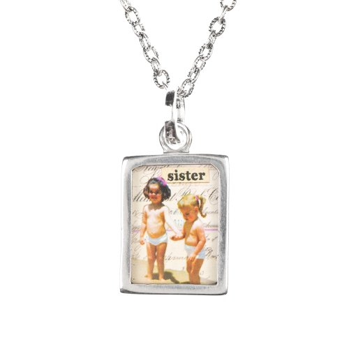 Pick Up Sticks Jewelry Co. Charm Necklace – My Sister My Friend