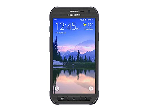 Samsung Galaxy S6 Active G890A 32GB Unlocked GSM 4G LTE Octa-Core Smartphone w/ 16MP Camera - Black by Samsung