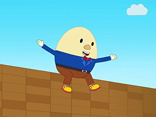 Humpty Dumpty Nursery Rhymes - 4