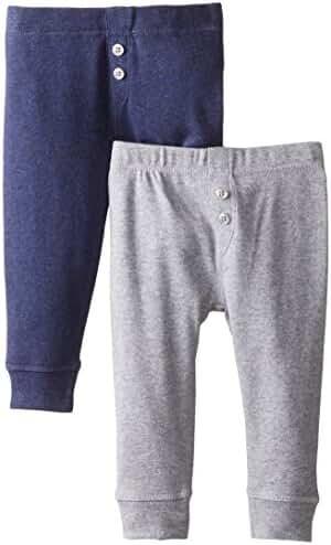 Petit Lem Baby Boys' 2 Pack Pant