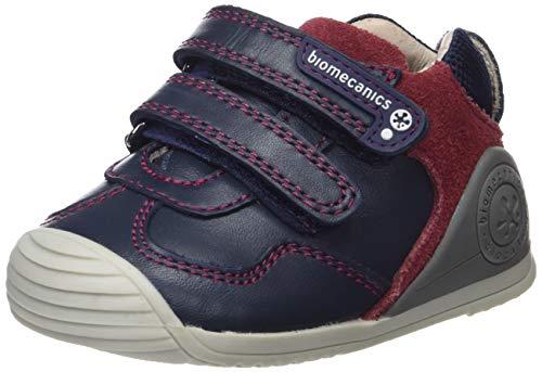 181147 Burdeos Blu Biomecanics b Marino 181147 amz Pantofole Azul Serraje Bimbo sauvage Y TwBIqWvRB