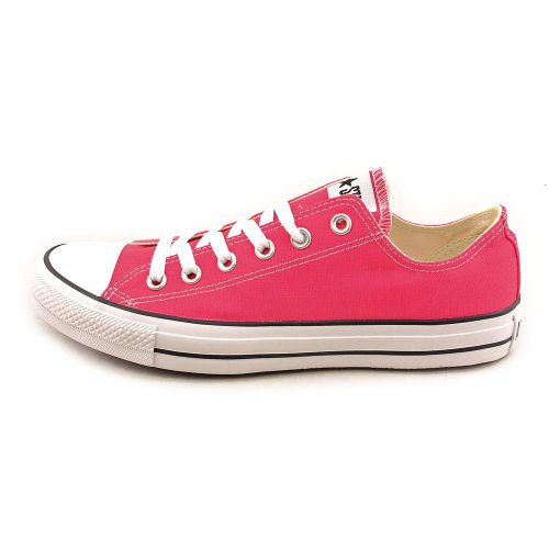 Converse 132298F Mens Size 8 Pink Textile Sneakers Shoes