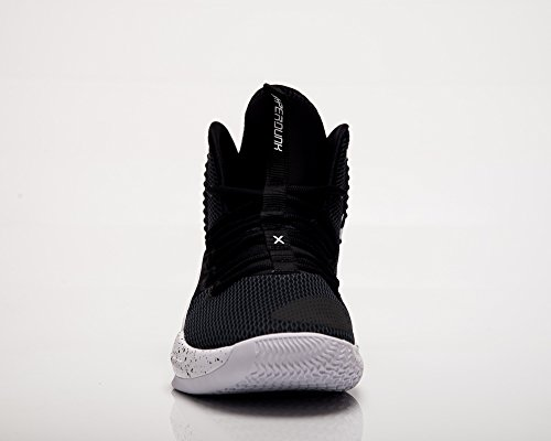 White NIKE 001 Black Schwarz X Hyperdunk Sneakers Herren wxq7rwYU