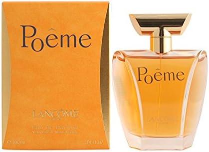 Perfume para Mujer Mujeres LANCOME POEME POUR Femme 100 ML EDP 3,4 OZ 100ML L'EAU DE Parfum Spray 100% Original
