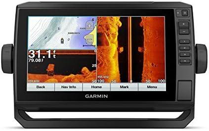 Garmin echoMAP Plus 93sv with LakeVu g3 Charts and Transducer