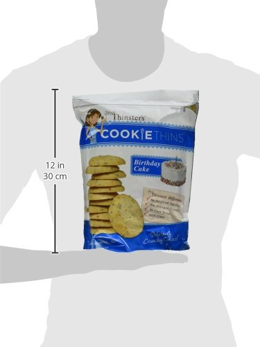 Amazon Mrs Thinsters Cookie Thins BIRTHDAY CAKE 16 Oz Pack Of 2