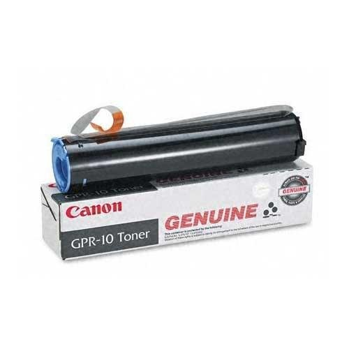 Canon GPR-10 Imagerunner 1300, 1310, 1330, 1370, 1630, 1670F Toner (300 gm.) 5,300 Yield, Part Number 7814A003AA, Office Central