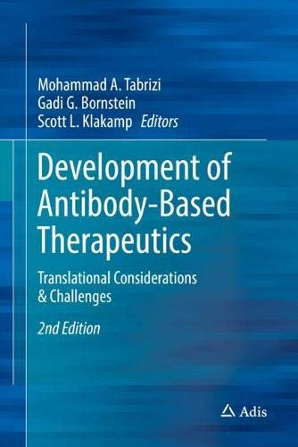 Development of Antibody-Based Therapeutics: Translational Considerations & Challenges ()
